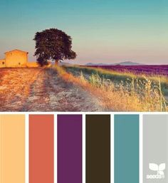 Provence palate.......