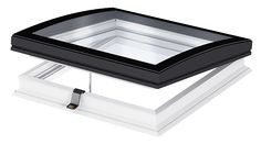 The VELUX curved gla