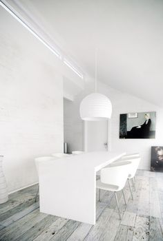 White Space: the most important element in all of design (in my opinion) #Minimalism | http://desklayoutideas.blogspot.com
