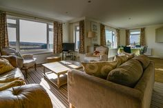 Torridon - Trevone Bay -  A Cornish, self catering beach holiday house to rent, just a short drive from #Padstow #Cornwall