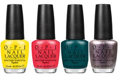 Brazil by OPI - Fashion Quarterly