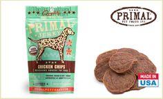 doggyloot - Buy One Bag of Primal Jerky Chicken Chips :: doggyloot