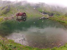 Balea Lake cabin at Motoride Transylvania