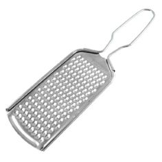Amico Kitchen Handheld Stainless Steel Potato Fruit Grater Shredder By  Amico. $4.82. Total Size