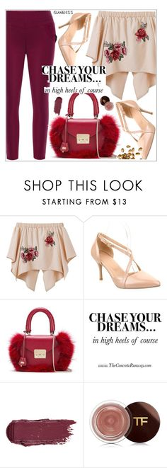 """""""Chase your dreams"""" by teoecar ❤ liked on Polyvore featuring SALAR"""
