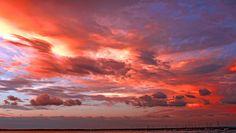 Interesting Sky by Joe Matzerath on 500px