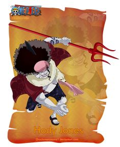 Hody Jones by orochimarusama1 on deviantART