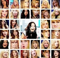 I give you Jennifer Lawrence, The queen of Derp.