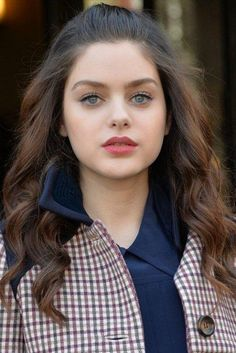 "[Odeya Rush] ""Hi. I'm Princess Winter, and I'm sixteen years old. I love the Arts, whether it's acting, singing, dancing, or visual art. I'm fairly extroverted, and I love making new friends. Introduce?"""