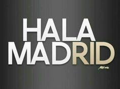#HalaMadrid