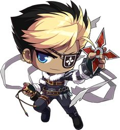 Thief - MapleWiki - the free MapleStory database anyone can edit