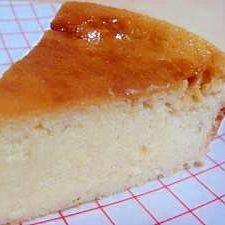ヘルシー簡単♪おからヨーグルトケーキ