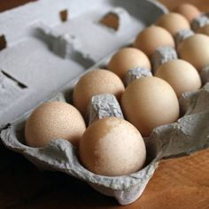 Adventures in Ingredients: Guinea Fowl Eggs