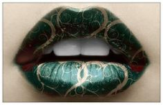 sexy lips by mslethutrang, via Flickr