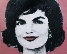 "Andy Warhole's 1964 ""Jackie"""