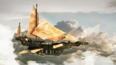 Another skyship