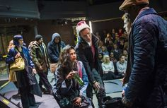 Boy review at the Almeida Theatre, London – 'high concept yet compassionate'