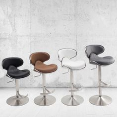 art van gas lift bar stool see more ecco adjustable height swivel stool