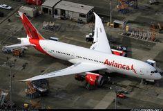 Avianca Colombia - Dreamliner