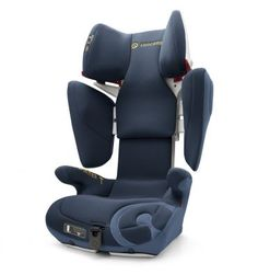 CONCORD TRANSFORMER T (ISOFIX) La silla de auto de Grupo 2/3 Concord Transformer T te pone al alcance la tecnología más vanguardista en materia de seguridad y confort para niños de hasta 1,50m de estatura. La silla se ajusta en altura y anchura para adaptarse a cada cuerpo. Tiene conectores isofix flexibles pero también puede instalarse en coches que sólo tengan cinturón de seguridad.
