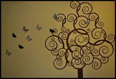 Butterflies! Butterflies, Decals, Home Decor, Art, Art Background, Tags, Decoration Home, Room Decor, Sticker