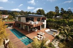Montecito Beach Home With A LEED Platinum Rating