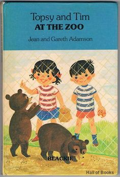Topsy And Tim: At The Zoo, Jean and Gareth Adamson