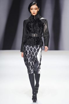 Bibhu Mohapatra Fall 2013 RTW Collection - Fashion on TheCut