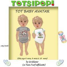 TOTSIPOP! TOT Baby Clothing Troublemaker bad boy