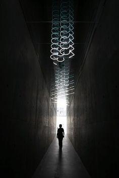 Brigitte Kowanz - Installation, © Museum Liaunig