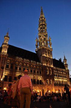 «Joyeux le 21 juillet» - Brussels, Belgium