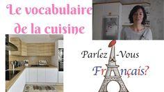 Apprendre le français : le vocabulaire de la cuisine