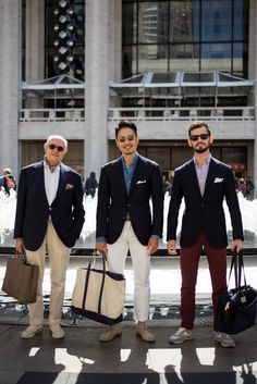 jhilla: Navy Jackets for all.The Liverano team is back in town next week, May 7th, 8th, & 9th.