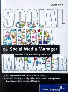 #Gewinnspiel - Der #SocialMedia Manager - Handbuch für Ausbildung und Beruf via @wds7