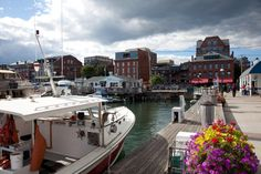 Visit Portland Maine and enjoy this travel package getaway including a Portland City Tour and Harbor Cruise Portland Hotels, Visit Portland, Portland City, Portland Maine, Downtown Portland, Visit Maine, Adventure Of The Seas, Travel Tours, Beautiful Places To Visit