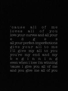John Legend-All of me #love #allofme #legend