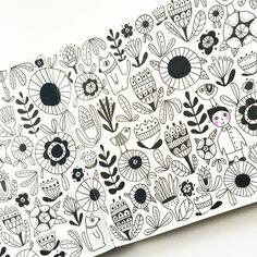 By lisacongdon doodle doodlebugs doodling doodles en 2019 art sketchbook, d Doodle Art Posters, Doodle Art Journals, Image Clipart, Art Clipart, Doodle Drawings, Cartoon Drawings, Doodle Art Designs, Zentangle Patterns, Zentangles
