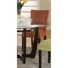 Teracotta Parson Chair, Set of 2 - Coaster 101493 Efurnitureshowroom