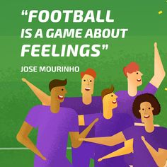 Football is a game about feelings ⚽️💚 Football Soccer, Illustrator, Digital Art, Family Guy, Sketches, Motivation, Feelings, Games, Day