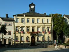 Baumholder, Germany City Hall