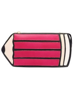 Shop Red Pencil Pattern Shoulder Bag online. SheIn offers Red Pencil Pattern Shoulder Bag & more to fit your fashionable needs.