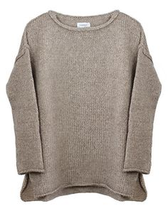 ELLA CHUNKY KNIT SWEATER – Shop Sincerely Jules