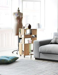 trolley Magazine Rack, Cabinet, Storage, Interior, Furniture, Design, Home Decor, Clothes Stand, Purse Storage