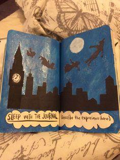 My wreck this journal! Peter Pan