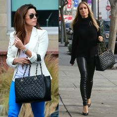 CHANEL GRAND SHOPPING TOTE (GST) DISCONTINUED IN US>>>>>>>>>>>>>  Chanel GST Caviar Leather in Black