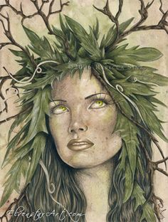 Our impressions of the Earth Goddess can be very close yet very different