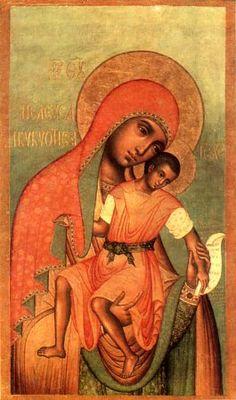 Божия Матерь Милостивая, Киккская.