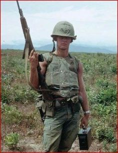 American Soldier, Vietnam