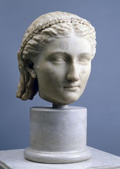 ...Portrait of Sabina, Wife of Hadrian  Ancient Rome, First half of the 2nd century