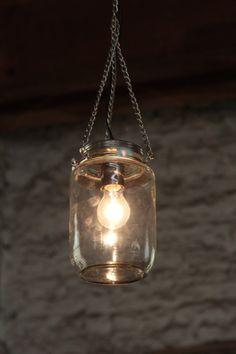 lampe industrielle bocal lampes industrielles cuisine industrielle ...